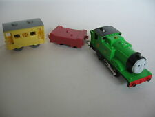 Oliver ~ Motorised Battery Engine fits Wooden / Trackmaster Train Track ( Tomy )