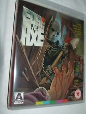EDGE OF THE AXE Jose Ramon 80's Slasher  BLU RAY Arrow Release with booklet