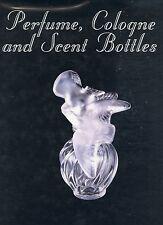 Antique Vintage Perfume Cologne Scent Bottles Makers Marks Dates / Book + Values