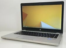HP EliteBook Folio 9470m   i7-3687U (2.1 GHz)  500GB HDD   8GB RAM   Win 8.1 Pro