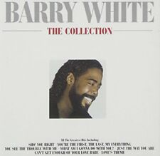 Barry White / The Collection (Best of / Greatest Hits) *NEW* CD