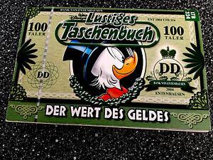 """Walt Disney Lustiges Taschenbuch LTB 324 """"Der Wertt des Geldes  """"   Sehr gut"""