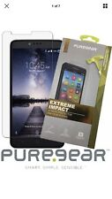 NEW PUREGEAR PURETEK ROLL-ON SCREEN PROTECTOR FOR ZTE ZMAX PRO Z981, BLADE X MAX