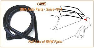 New BMW E30 318 325 325e 325es 325is 84-87 Rear Windshield Seal - # 51311913888