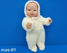 ANT. JUAN PUPPE 32 CM VINYL BABY DOLL NEWBORN GESCHLECHTERPUPPE