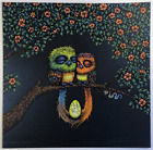 Marq Spusta Two Birds And Their Egg FULL SIZE MIDNIGHT VARIANT Closed Eyes XX/65