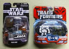 Star Wars Power Droid & Transformers Allspark Battles Rescue Rachet + Unopened