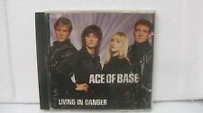 ACE OF BASE LIVING IN DANGER ARISTA RECORDS                                CD307