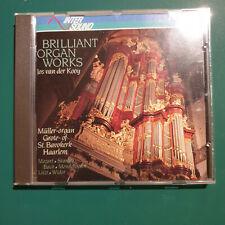 21 Brilliant Organ Works-Los van der Kooy Haarlem-klass Orgelmusik Mozart,Bach u
