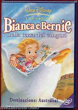 Bianca e Bernie nella terra dei canguri (1990) DVD