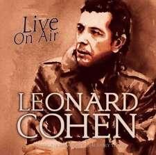 Leonard Cohen - Live On Air NEW CD