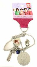 One Direction Love Liam 1D Charm Necklace New Official Band Merch NWT
