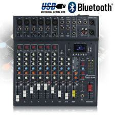 Studiomaster Club XS10 10 Channel PA Mixer with Bluetooth & USB