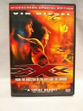 Xxx (Dvd, 2002 Widescreen Special Edition) Vin Diesel Columbia pictures