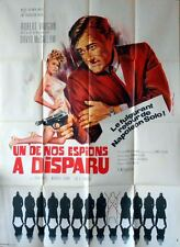 MAN FROM UNCLE ONE OF OUR SPIES IS MISSING French Grande movie poster 47x63