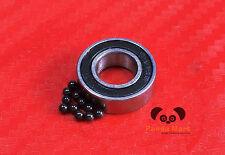 2pc S697-2RSc (7x17x5 mm) Stainless Hybrid Ball Bearing Bearings S697RS 7 17 5