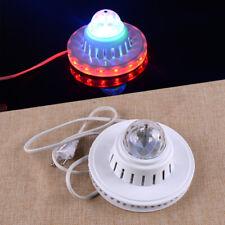 RGB LED Stage Light Crystal Ball Disco Xmas Club DJ Party