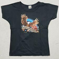 Harley Davidson shirt 3D Emblem 1987 Original Motorcycles ULTRA RARE size M