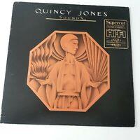 Quincy Jones - Sons & Stuff Like That Vinyle LP Rare Nimbus Supercut NM