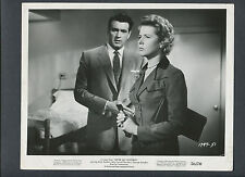 ROCK HUDSON + CORNELL BORCHERS - 1956 NEVER SAY GOODBYE