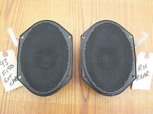 1987/1996 F150 F250 F350 Stereo Factory Speaker Rear LH RH F2TF-18971-AB OEM