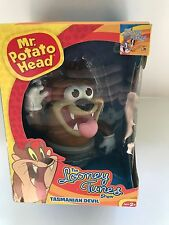 NEW RARE Mr. Potato Head The Looney Tunes Show Tasmanian Devil 2011 Taz