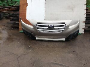 15-17 Subaru Outback OEM Used Front Bumper Cover (BP0713)