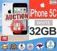 Apple iPhone 5C 32GB White Smartphone 4G like NEW FAST Shipping WARRANTY