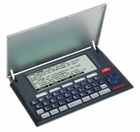 Franklin Merriam Webster Dictionary and Thesaurus With Spell Correction MWD 1500