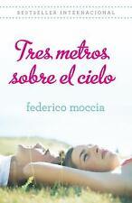Tres metros sobre el cielo (Spanish Edition), Moccia, Federico, 0307741990, Book