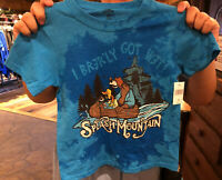 Disney Parks Splash Mountain Message Appears When Wet Medium Kids Youth T-Shirt