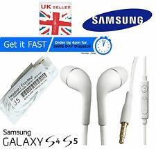 Headset Samsung Galaxy S4 S5 S6 S7 S8 Headphones Edge Note Earphone