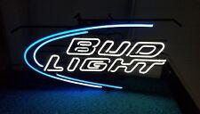 2009 bud light neon sign