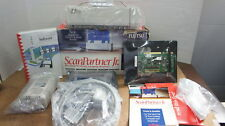🍀 ‡ ULTRA RARE NEW IN BOX! ‡ Fujitsu ScanPartner Jr. Desktop Scanner SCSI II