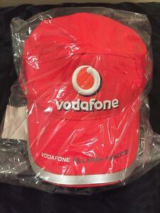 Jenson Button Signed 2010 Vodafone Mclaren Team Cap