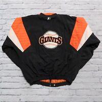Vintage 90s San Francisco Giants Parka Jacket by Starter