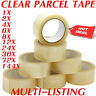 CLEAR STRONG PARCEL PACKING TAPE CARTOON SEALING 48MM X 66M