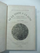 Verne, De la terre a la lune. Trajet direct LEG. CON: Autour de la lune