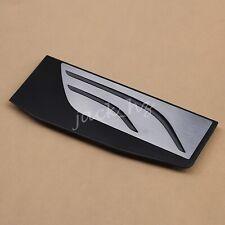 LHD Steel Footrest Dead Pedal Plate Cover For BMW F20 F23 F30 F31 F34 F80 F83