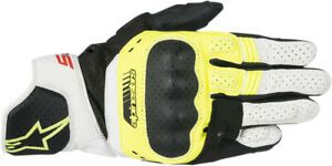 Alpinestars SP-5 Leather Street Motorcycle Gloves Mens All Sizes & Colors