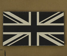 "IR Infrared Reflective Patch NVG ""UK Subdued Flag"" with VELCRO® brand hook"