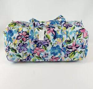 NWT Vera Bradley XL Traveler Duffel Marian Floral