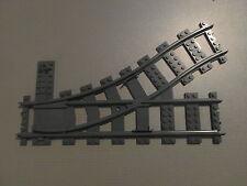 Lego Tren-Rc Pista-Mano Izquierda punto (53407)