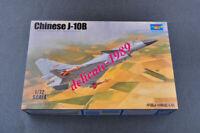 Trumpeter 01651 1/72 Chinese J-10B