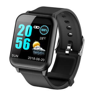 Waterproof Bluetooth Smart Watch Touch Screen Phone Mate for iPhone Samsung Z02