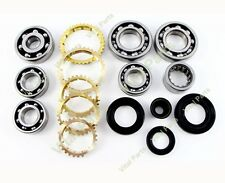 Honda Civic Del Sol CRX Manual Transmission Rebuild Kit 1.6 1.5L S20 S40 L3