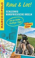 MARCO POLO Raus & Los! Schleswig, Nordfriesische Inseln UNGELESEN statt 12,99