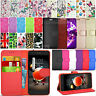 For LG K8 2018 / LG K9- Wallet Leather Case Phone Cover Book + Mini Touch Stylus