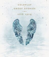 "COLDPLAY - GHOST STORIES ""LIVE"": CD & DVD ALBUM SET (November 24th 2014)"