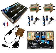 ► Kit HID Xénon VEGA® 55W 2 ampoules HB3 6000K Canbus ODB Marque Française ◄